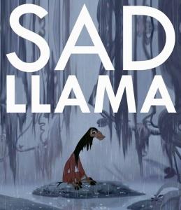 Sad-Lama